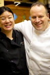 Big Night - Chefs Vanessa Yeung and Carmine Accogli