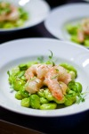 Sideways - shrimp cavatelli